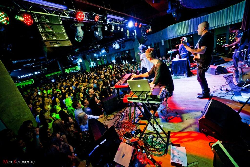 клуб облака фото красноярск